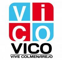 Logotipo Vive Colmenarejo VICO